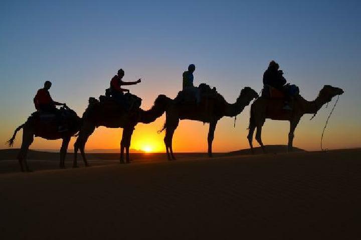 Viaje para hombres en Marruecos