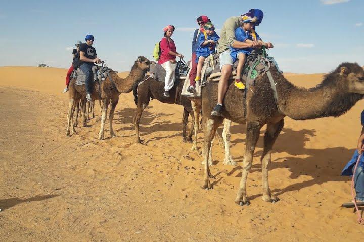 Reyes Magos Marruecos - Viaje con Niños